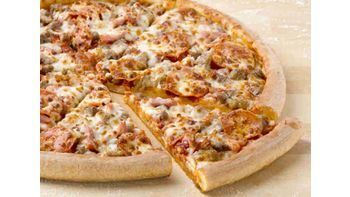 Papa John's $10 5 Topping Pizza Deal