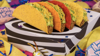 Taco Bell $5 National Taco Day