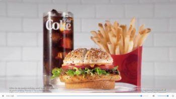 Wendy's $5 Grilled Chicken Sandwich, Fries & Drink Deal
