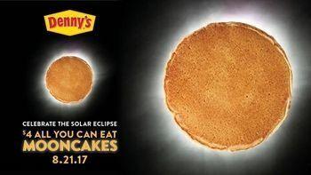 Denny's $4 Mooncakes
