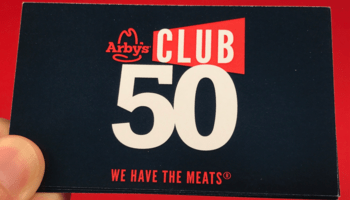 How I Ate Free Arby's For A Year