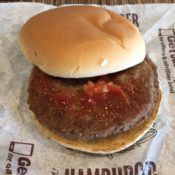 McDonald's Double Hamburger Open