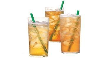 Starbucks Free Teavana Iced Tea