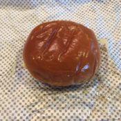 checkers buttery steakburger bun